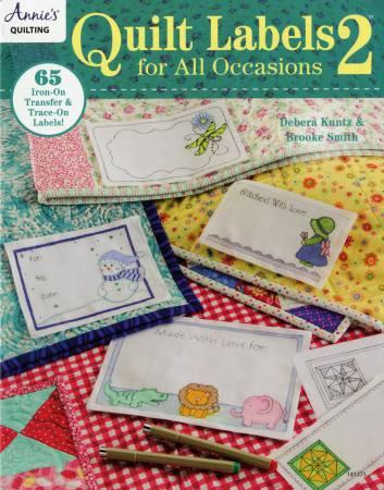 Quilt Labels 2 for All Occasions - Softcover