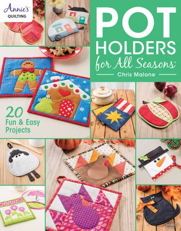 Pot Holders for All Seasons - Softcover