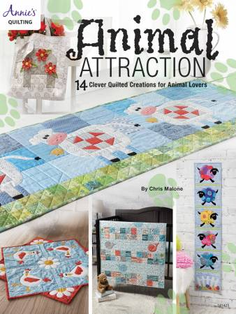 Annie's Quilting Animal Attraction