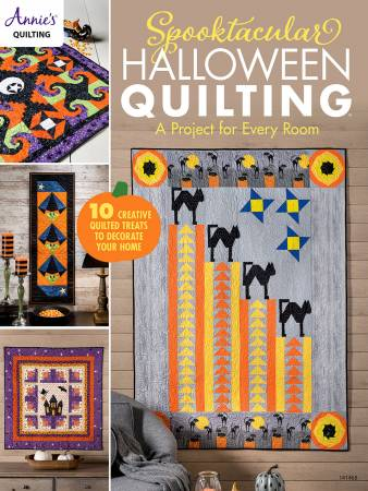 Spooktacular Halloween Quilting (40% Off)