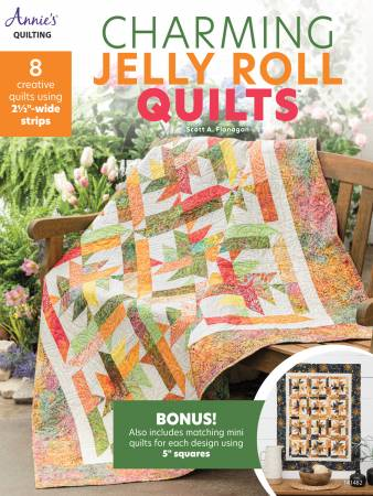 Charming Jelly Roll Quilts by Annie's Quilting