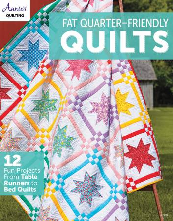 Fat Quarter Friendly Quilts Pattern Book