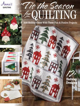 Tis the Season for Quilting