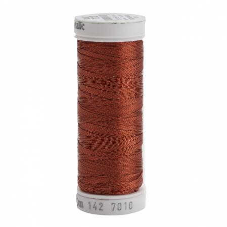 Sulky Metalic Thread - 150m/165yds - Copper Penny