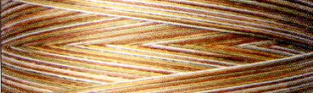 So Fine 40wt Variegated Machine Quilt Thread Gum Tree