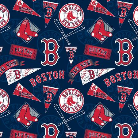 60 Cotton MLB Boston Red Sox
