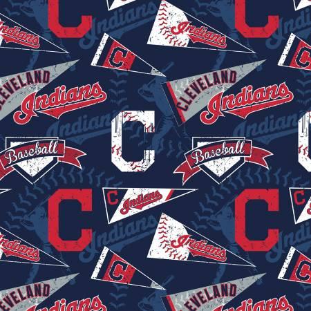 MLB Cleveland Indians Cotton