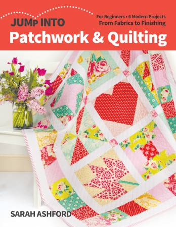 Jump Into Patchwork & Quilting