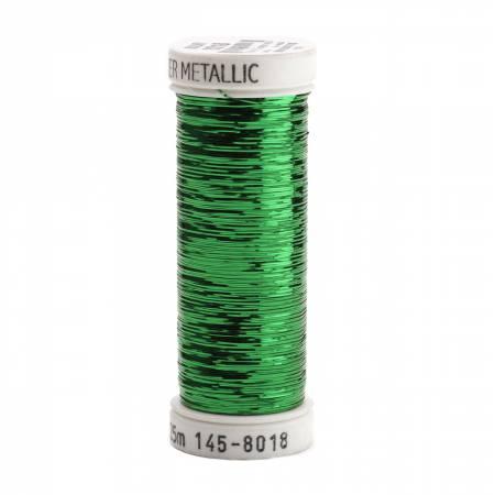 Sliver Metallic Christmas Green