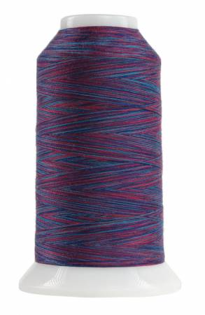 Omni Berry Smoothie Variegated Polyester Thread 40wt 2000yd