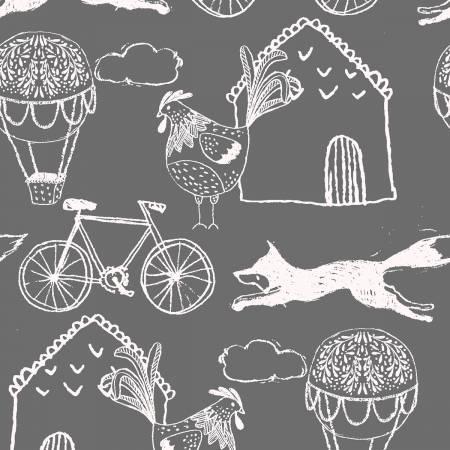 Grey Fox Bike