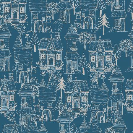 Little Thicket - Navy Houses