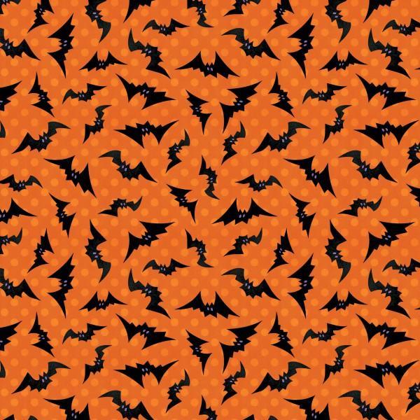 Orange Bats All Over