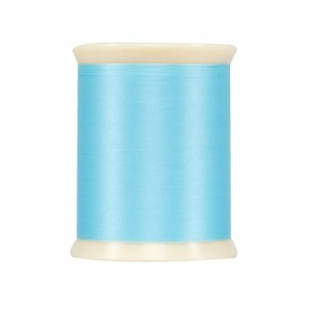 MicroQuilter Poly 100wt 800yd Spool Light Turquoise