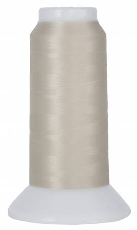 MicroQuilter Poly 100wt 3000yd Cone Off White
