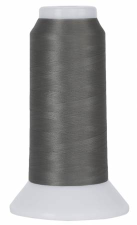 MicroQuilter Poly 100wt 3000yd Cone Gray