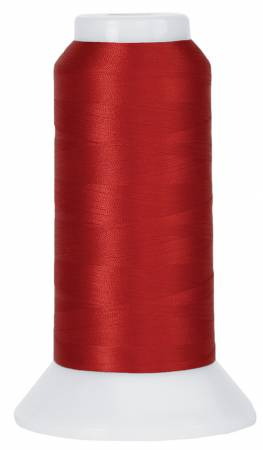 MicroQuilter Poly 100wt 3000yd Cone Bright Red=