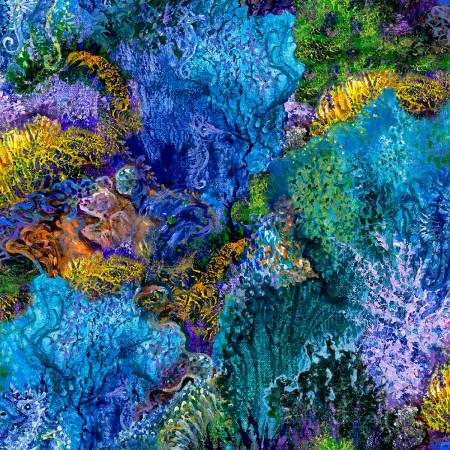 Seaweed Digitally Printed