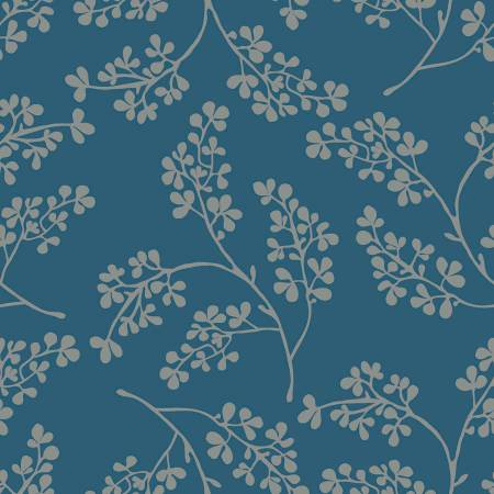3 Wishes - Farmhouse - Blue Sprigs