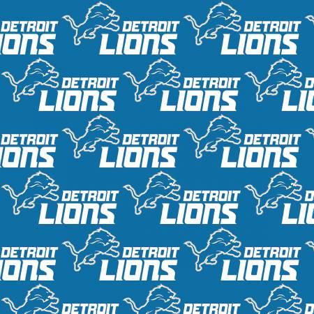 NFL Detroit Lions Cotton 14727 D