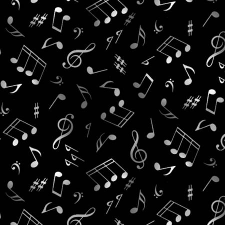 Black Music Notes