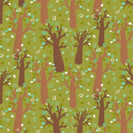 Animal Hugs 15046 Green Trees