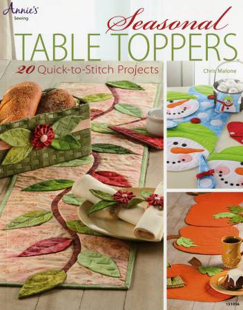 Seasonal Table Toppers - Softcover