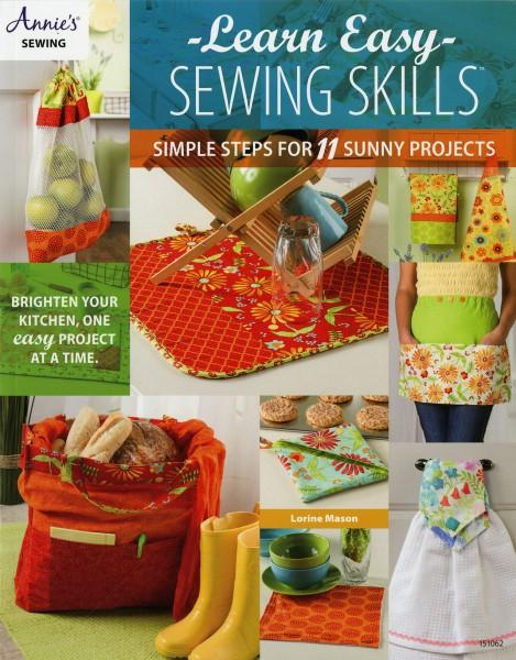 Learn Easy Sewing Skills - Softcover