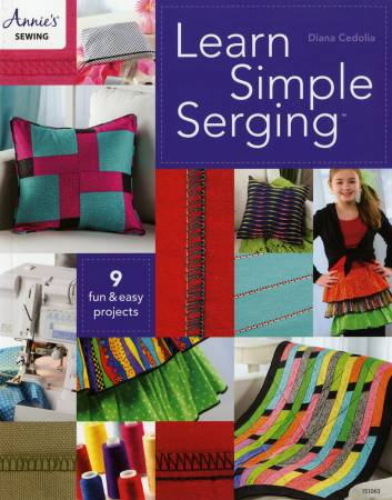 Learn Simple Serging - Softcover