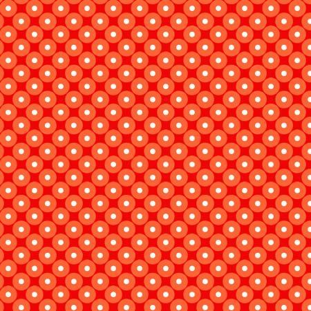 Red Tonal Dot