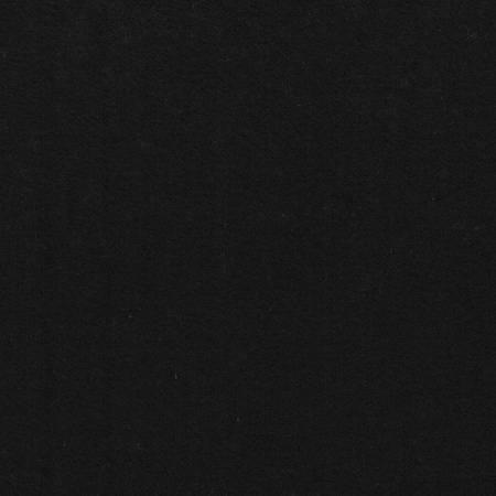 Black 6.6oz Heavy 2 Side Brushed Flannel