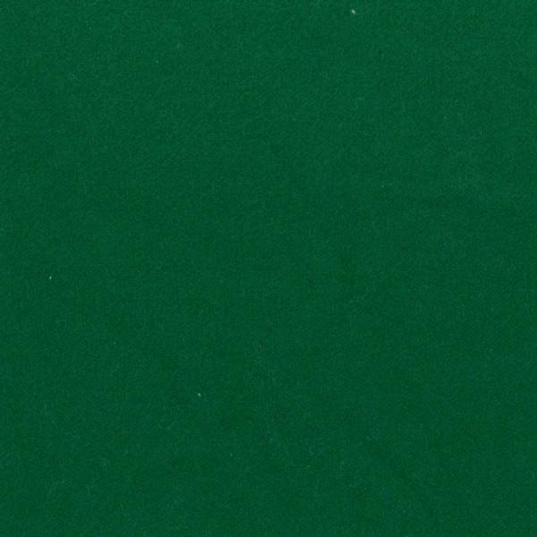 Emerald Solid Flannel Heavyweight 6.6oz per sq yd
