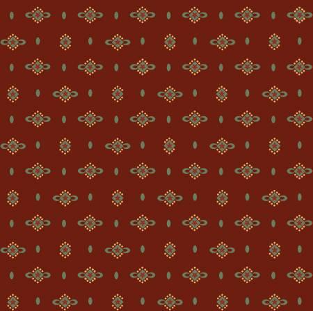 Liberty Stars - Deep Red Shirting Stars