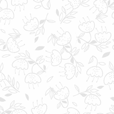 White on White Lily