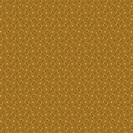 Esther's Heirloom - Gold Sprigs