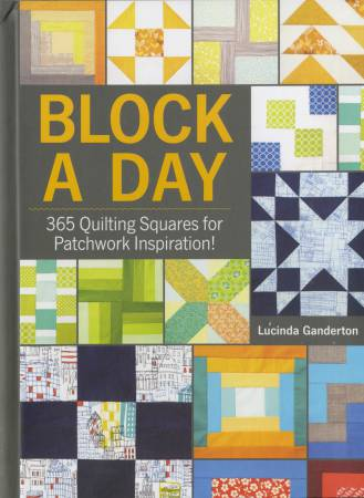 BK Q Block A Day by Lucinda Ganderton
