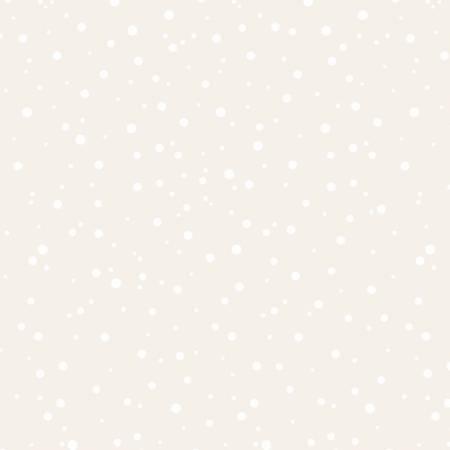 Solitaire Whites from Maywood Studios #MAS16006-SW- White on White Snow