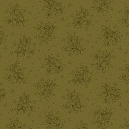 Green Floral Sprays - 1609 - 66