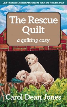 Rescue Quilt - CDJ