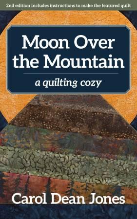 Moon Over The Mountain- CDJ