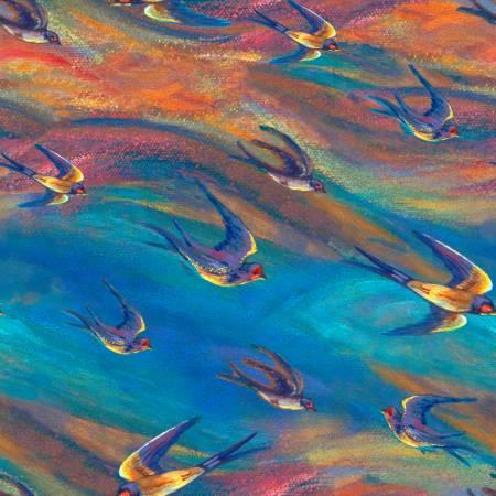 SPIRIT OF FLIGHT SWALLOWS