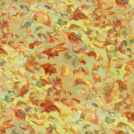 Spirit Flight Gold Leaves