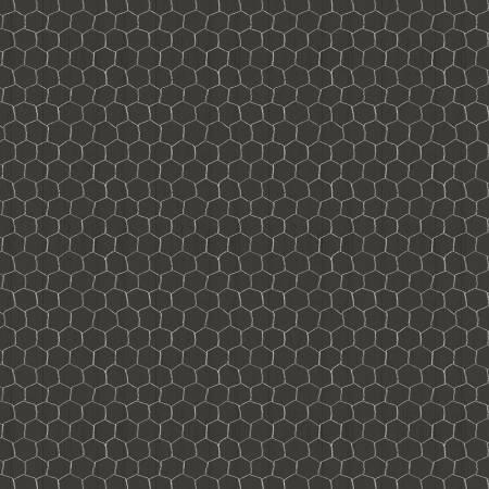 FREE RANGE FRESH-Black Chicken Wire 16514-991