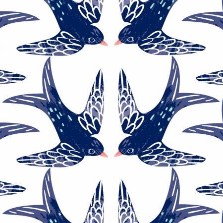 Madison Swallows 16518 White