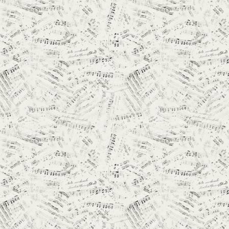 Wilmington Musical Gift Sheet Music - Cream
