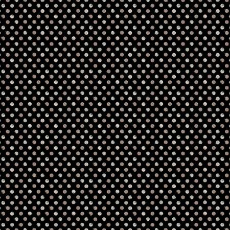 Wilmington Musical Gift Dots - Black