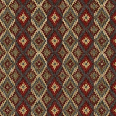 RUSTIC JOURNEY SOUTHWEST RED