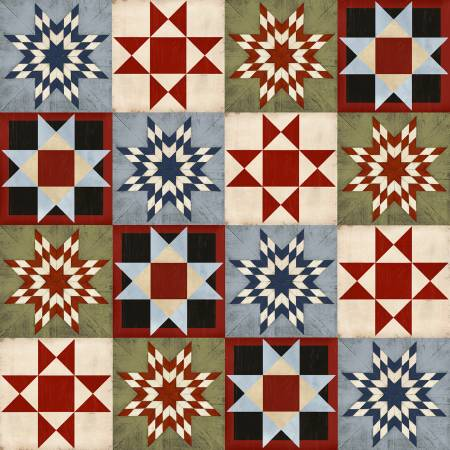 Multi Quilt Patch