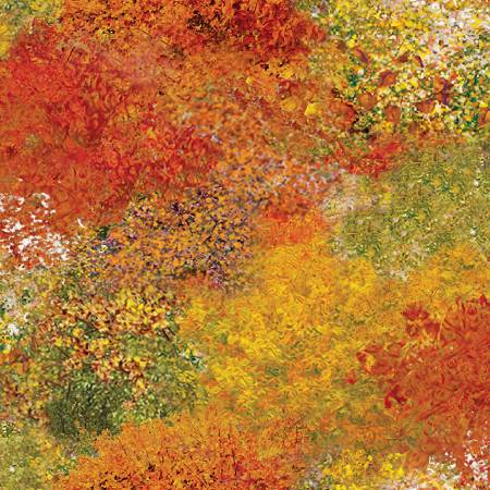 Autumn Steam 16590-MLT Tree Tops