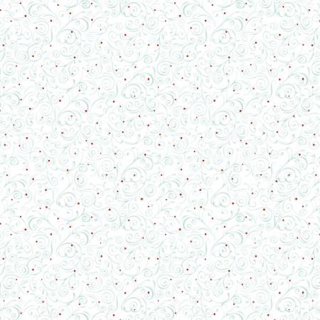 White Swirl Christmas